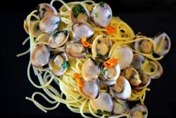 Spaghete cu vongole